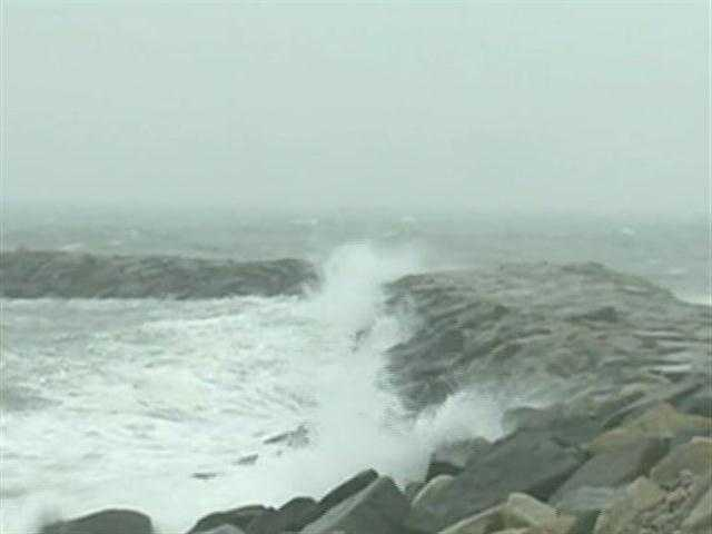 There's more to Scituate than waves crashing during winter storms.