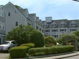 The Inn at Scituate Harbor was closed for a few years.