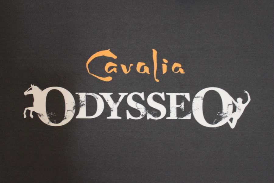 Cavalia's Odysseo opened on August 7 in Somerville.