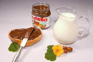 Earlier this year, 5,000 jars of Nutella were stolen from a former railway station in Germany. The jars were valued at about $21,000.
