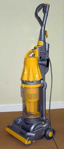 5.) High-end vacuum cleaners