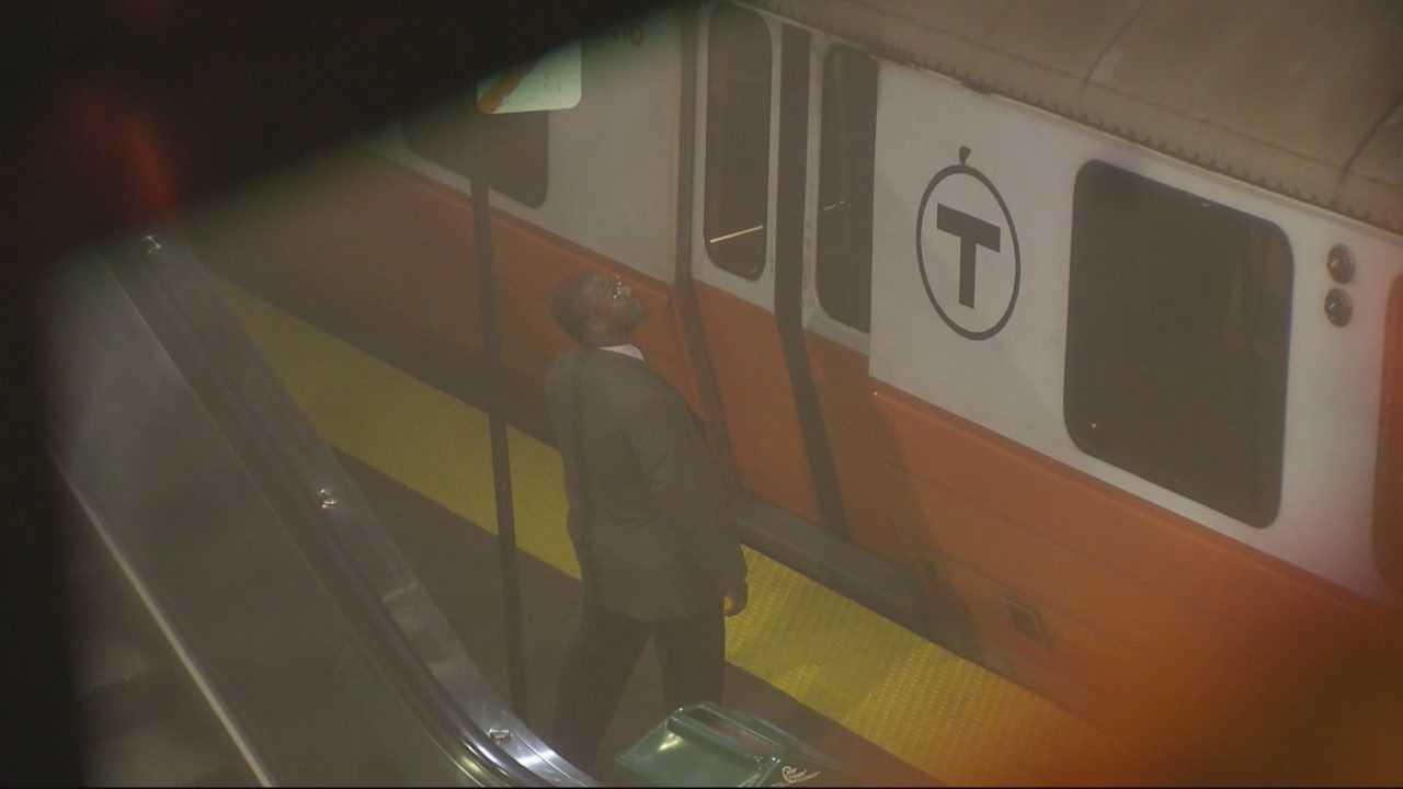 A death is being investigated at the Jackson Square station in Jamaica Plain