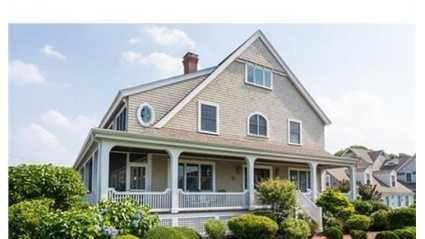 42 Grasshopper Lane is on the market in Scituate for $2.35 million.