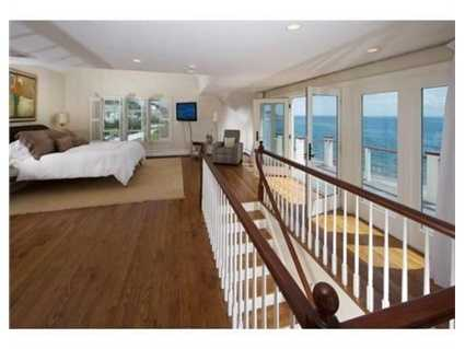 Your own private deck.
