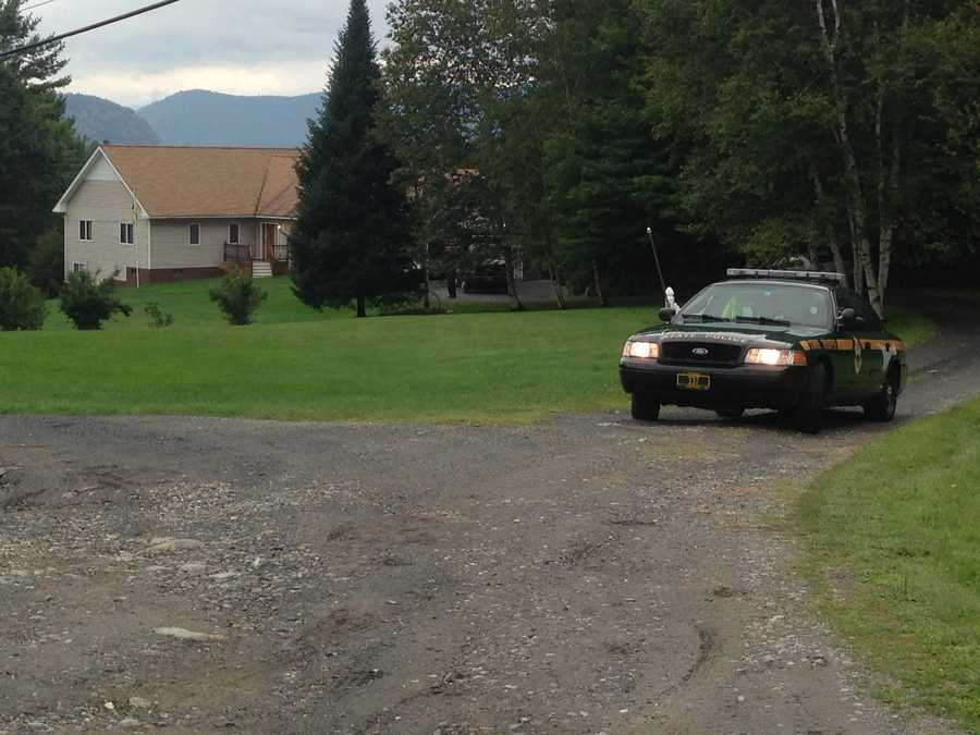 Photos from the scene of a suspected murder-suicide in Fairlee, Vt.