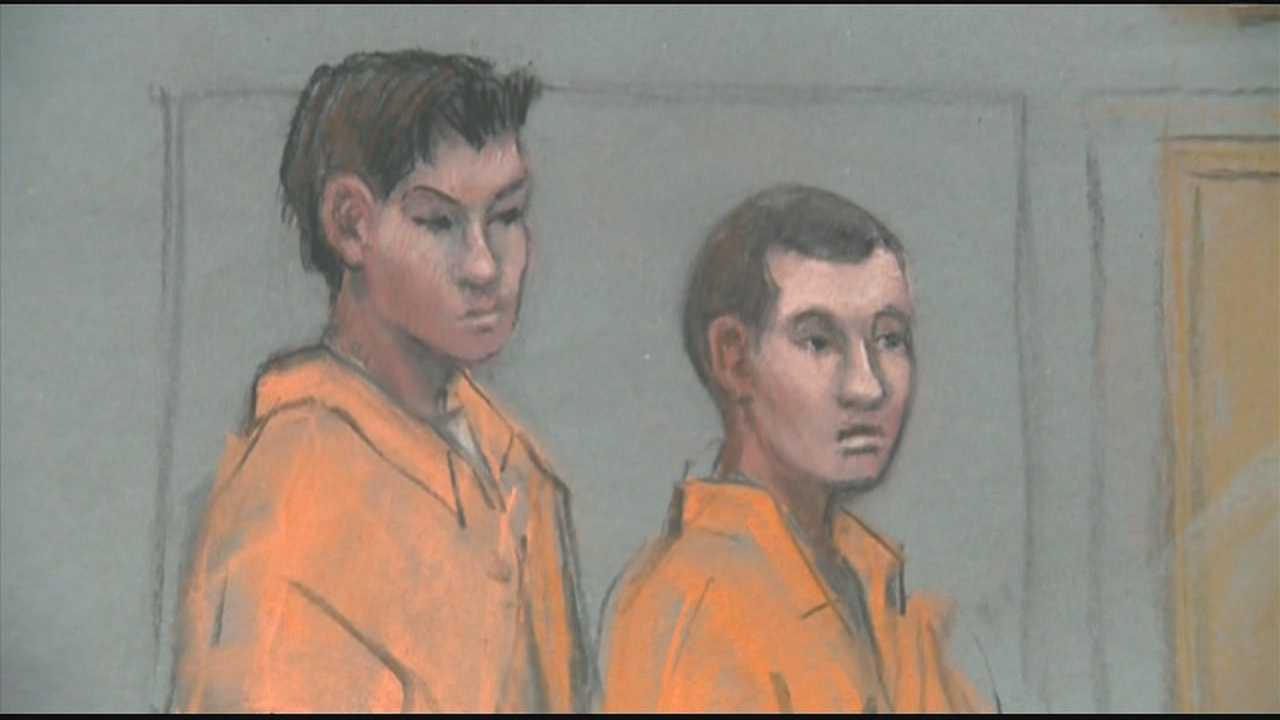 Tsarnaev friends in court on obstruction charges