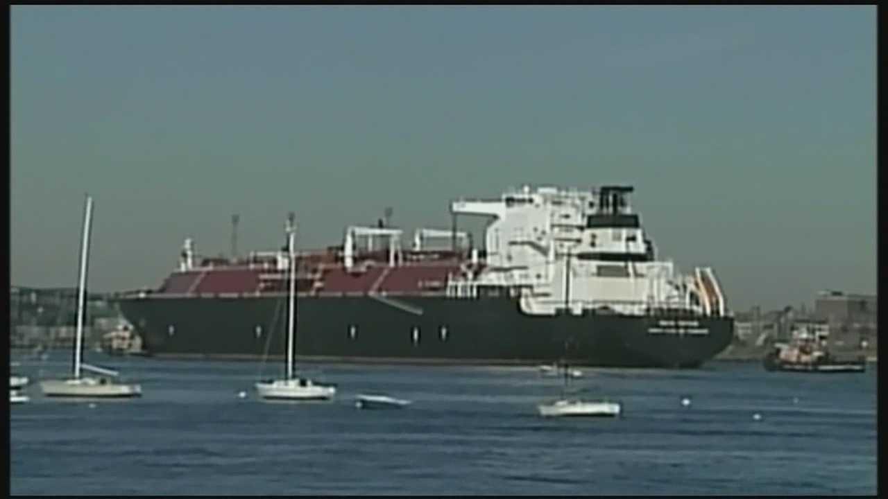 Markey: Step up security at Boston LNG terminals
