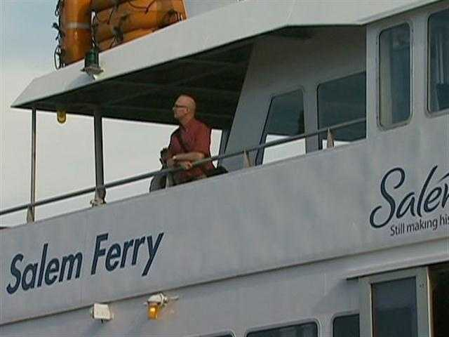 The newest addition is the Salem Ferry.