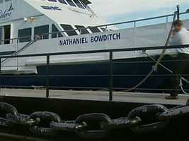 The Salem Ferry is seasonal, May through October.