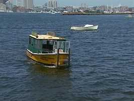 Rowes Wharf Water Transport is among the many new businesses, catering to the growing waterfront community.