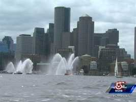 How to navigate Boston's waterfront? Let us count the ways...