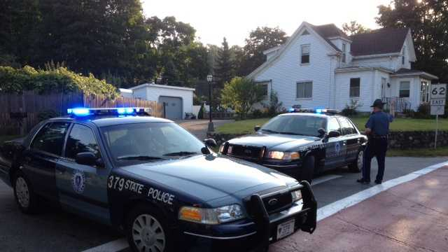 Police investigating shooting near Liberty Street in Middleton