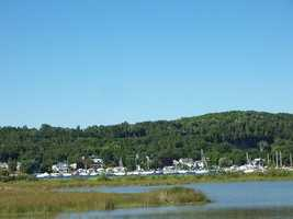 15.) Fish Creek, Wisconsin
