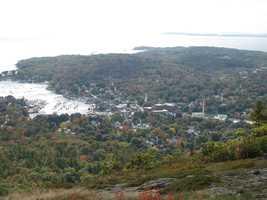 2.) Camden, Maine