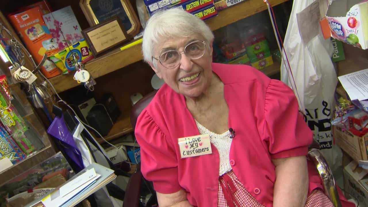 Ethel Weiss has owned and still singlehandedly runs an iconic Brookline toy store for 74 years.