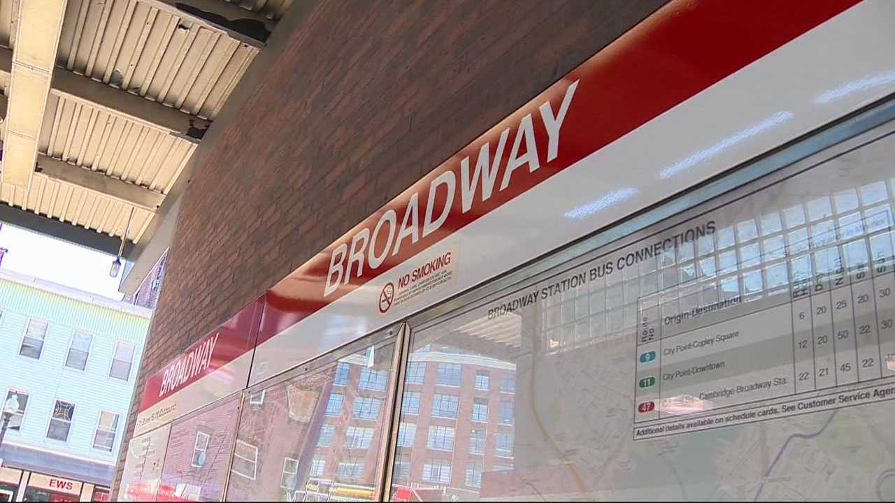 Broadway T Station