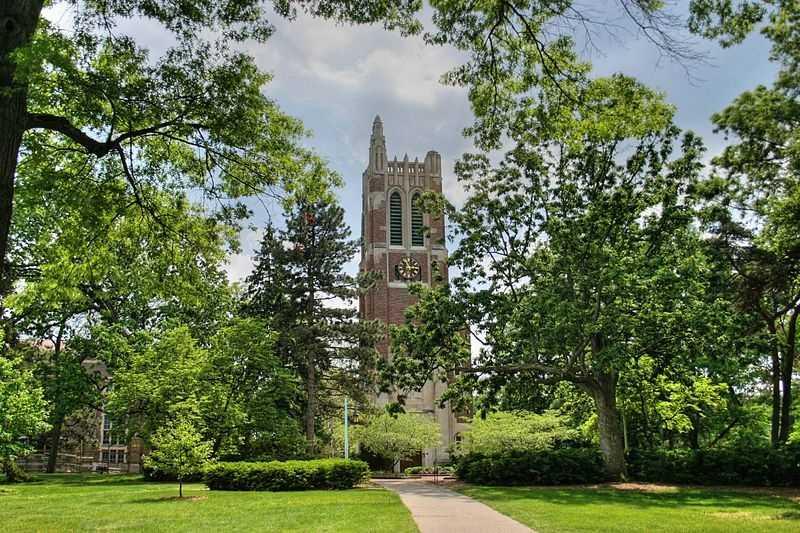 3.) Michigan State University