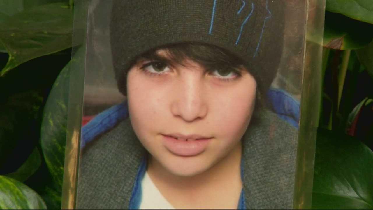 img-Boston hospital helping Israeli teen burn victim