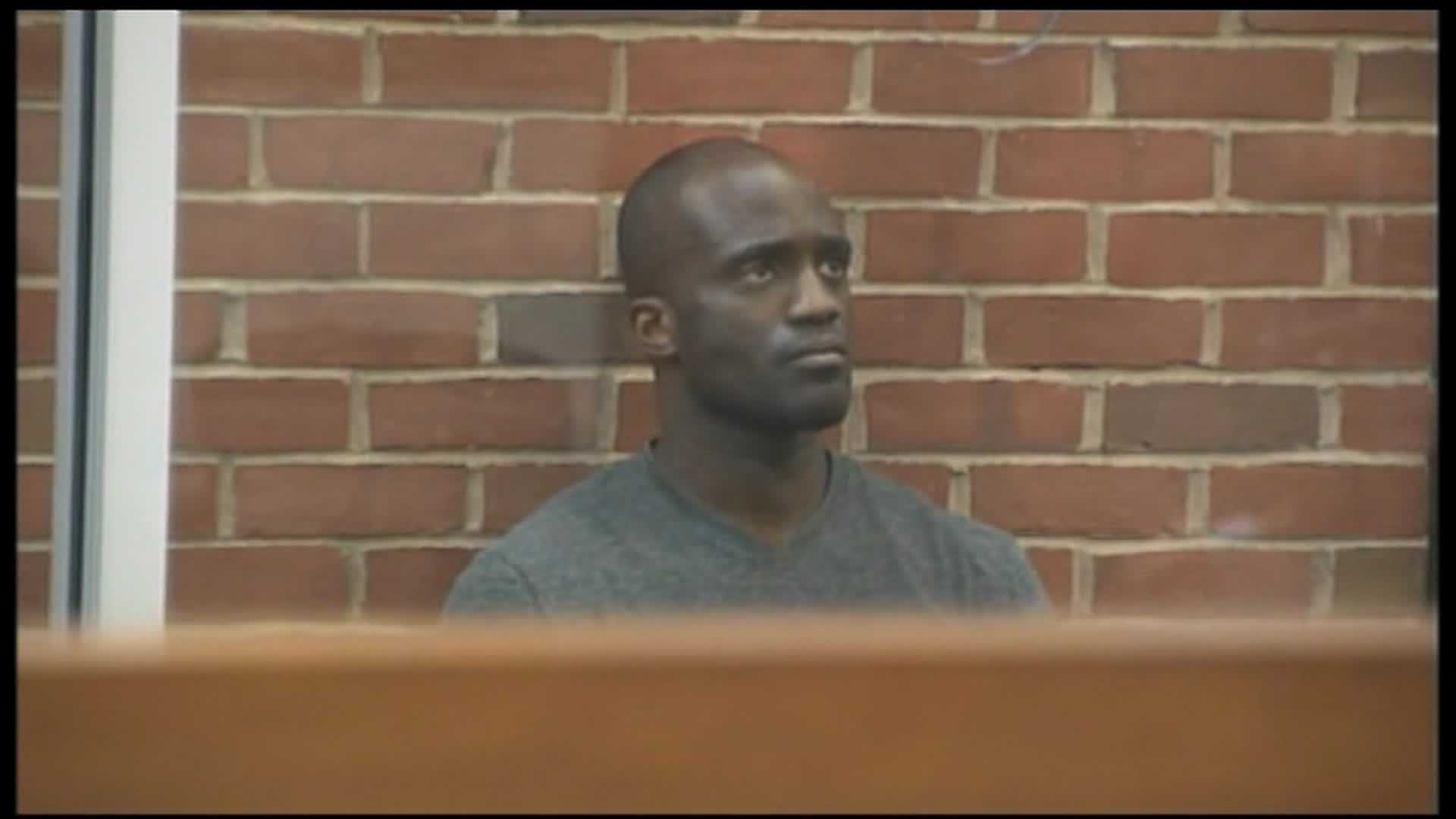 Patrick Ladapo in court on Aug. 29, 2013.