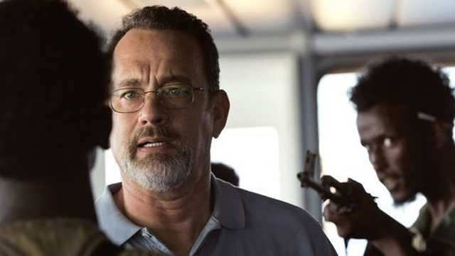 Captain Phillips: Tom Hanks plays Captain Richard Phillips in this true story about the 2009 hijacking by Somali pirates of an American cargo ship.