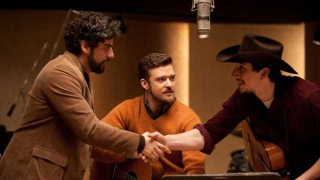Inside Llewyn Davis: Oscar Isaac plays a young folk singer in 1961. Justin Timberlake, Carey Mulligan and John Goodman also star.