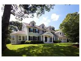 38 Bartlett Hill Road is on the market in Concord for $1.9M.