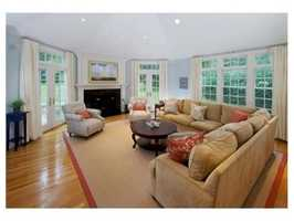 This welcoming and inviting 2001 Colonial is located on a quiet side street just off of lower Monument street.