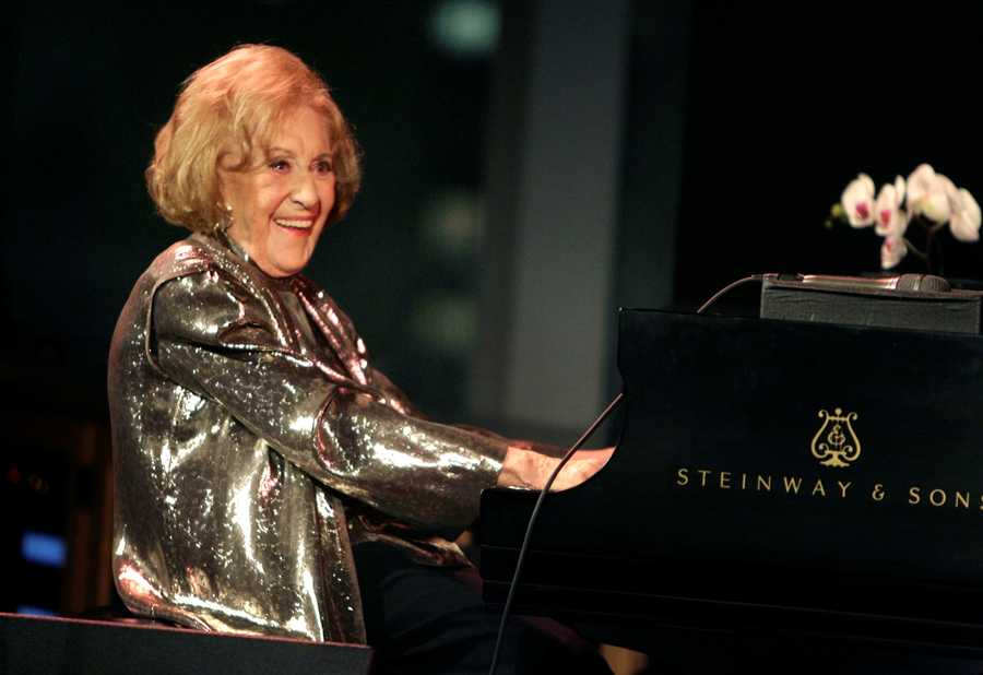 "Marian McPartland was a renowned jazz pianist and host of the National Public Radio show ""Piano Jazz."" Over a career that spanned more than six decades, McPartland became a fixture in the jazz world as a talented musician and well-loved radio personality. (20 March 1918 – 20 August 2013)"