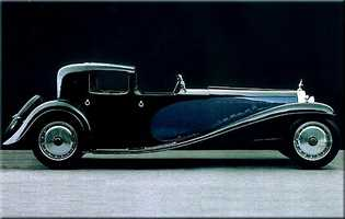 The most expensive car ever made was a 1931 Bugatti Royale Kellner Coupe. It was $8.7 million.