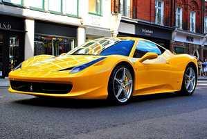 Ferrari produces a maximum of 14 cars per day.
