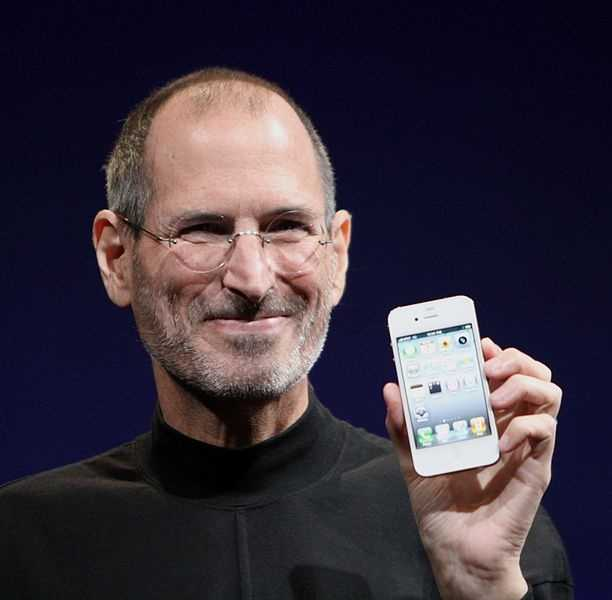 Steve Jobs' car never had a license plate due to a loophole in California state law.