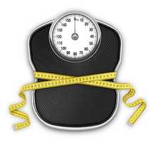 Are you just not seeing the numbers on the scale move in the right direction?