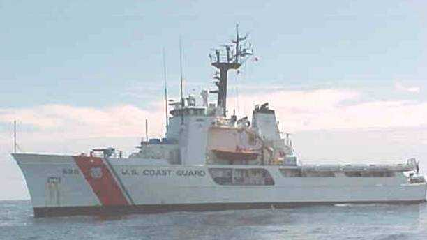 Coast Guard Cutter Dependable