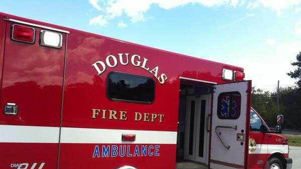Douglas ambulance