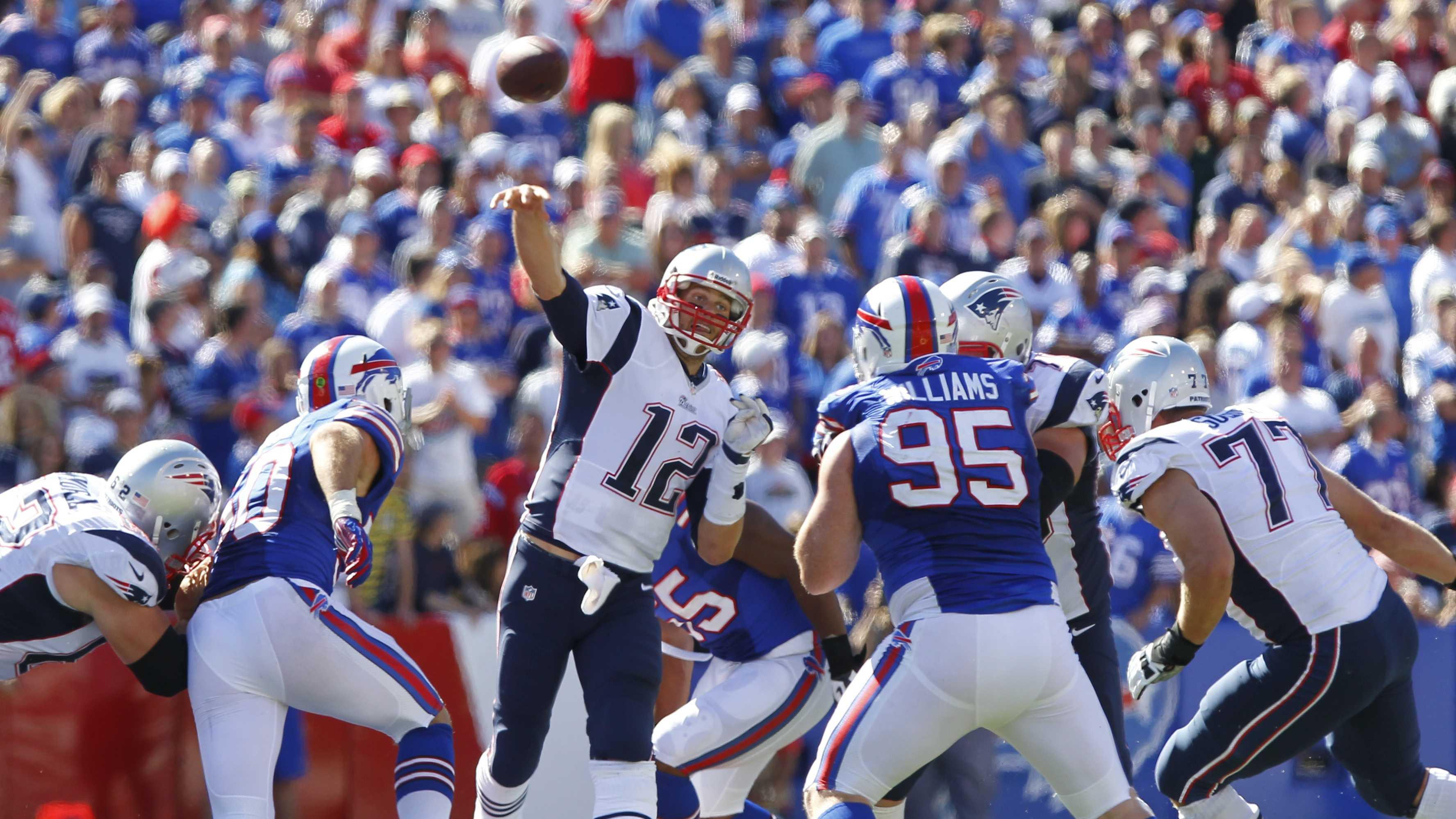 Tom Brady, bills 9.8