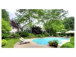 4 Folson's Pond Road is on the market in Wayland for $2.39 million.