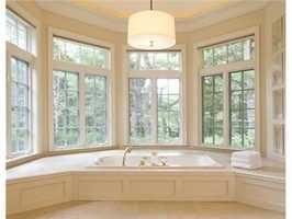 Limestone baths.