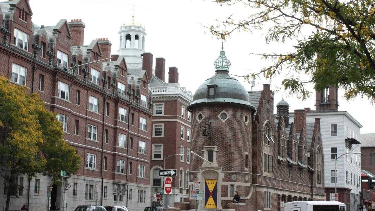 2.) Harvard University