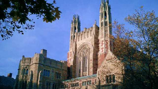 3.) Yale University