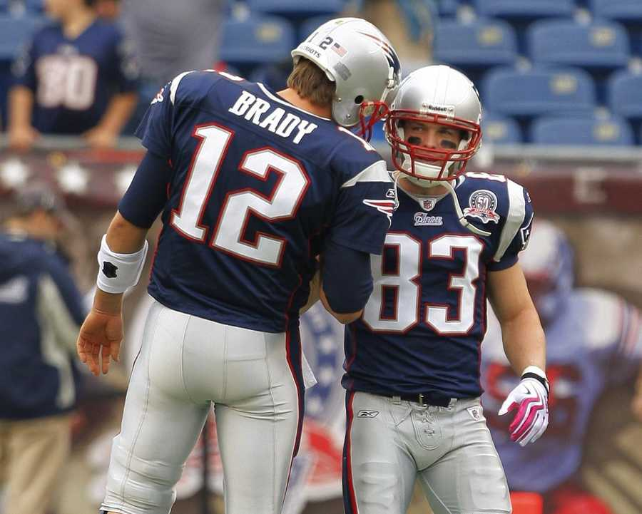 Will Danny Amendola have more catches this year than Wes Welker? More touchdowns?