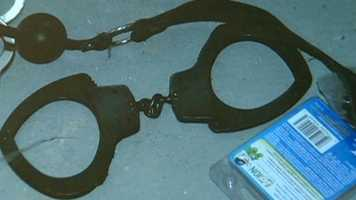 Restraints and torture devices