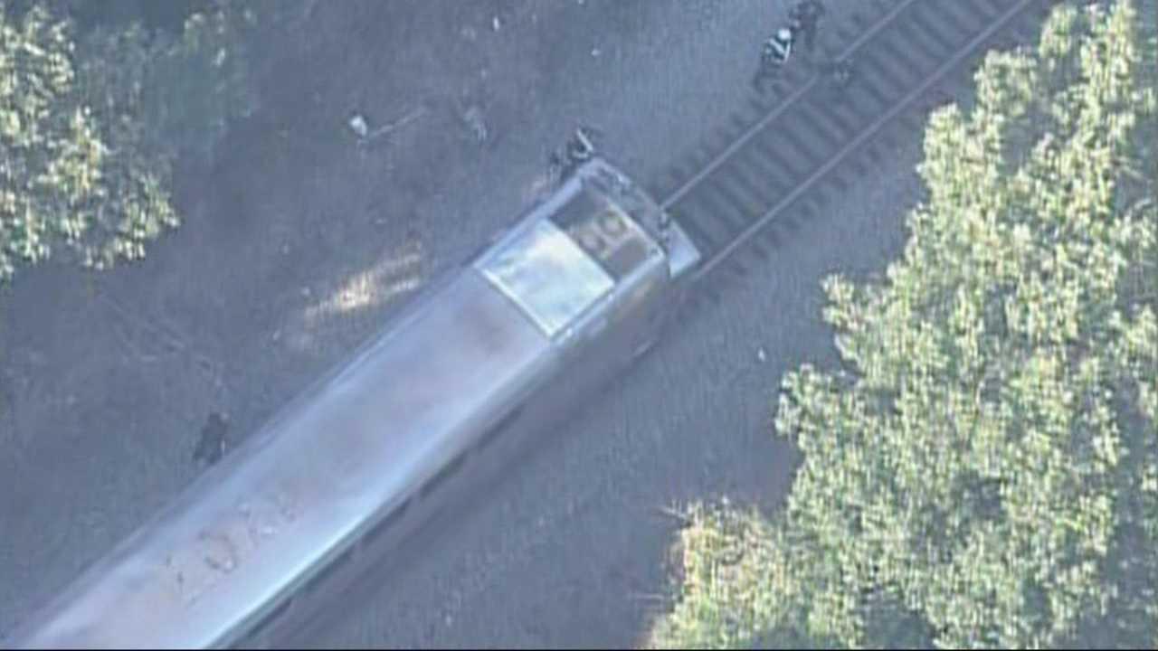Norwood train fatal