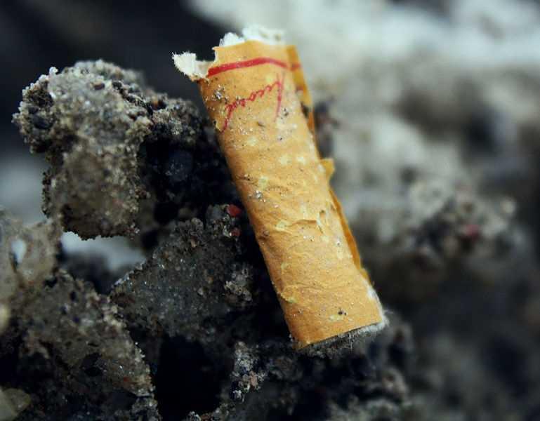 13.) Quit smoking