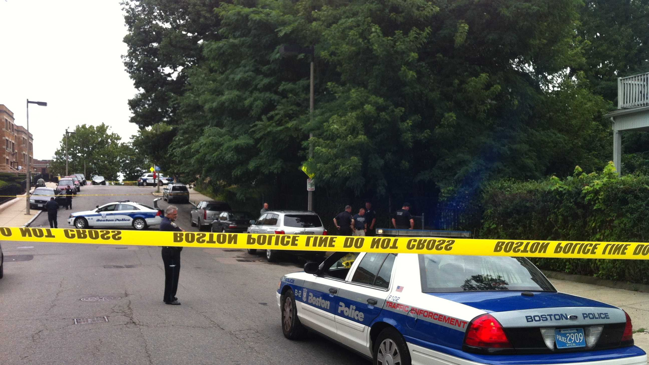 Elm Hill Ave Shooting 091413