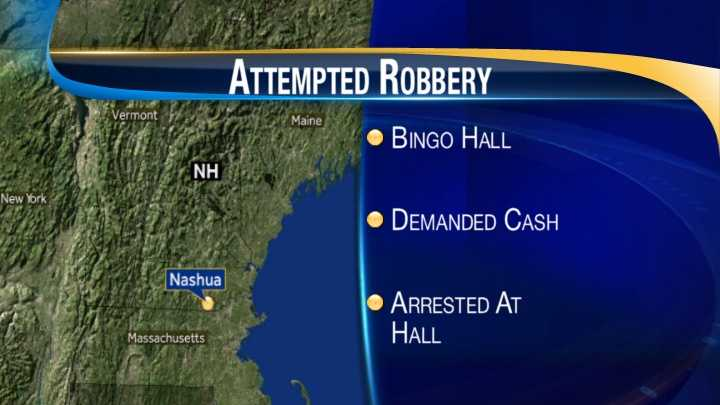 Nashua armed robbery map