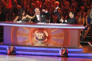 """THE JUDGES - """"Dancing with the Stars"""" is back with an all-new cast and fresh show format for Season 17. (Photo by: ABC/Adam Taylor)"""
