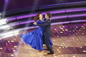 """VALERIE & TRISTAN - """"Dancing with the Stars"""" is back with an all-new cast and fresh show format for Season 17. (Photo by: ABC/Adam Taylor)"""