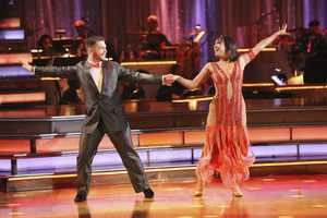 """JACK & CHERYL - """"Dancing with the Stars"""" is back with an all-new cast and fresh show format for Season 17. (Photo by: ABC/Adam Taylor)"""