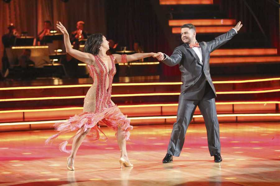 "JACK & CHERYL - ""Dancing with the Stars"" is back with an all-new cast and fresh show format for Season 17.  (Photo by: ABC/Adam Taylor)"