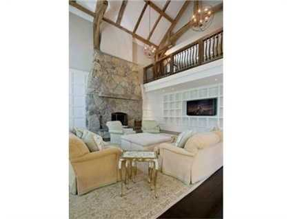 The home offers a host of amenities.